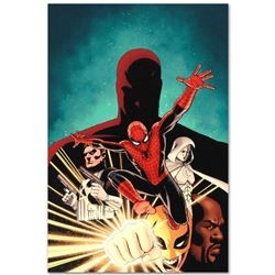 Shadowland #1 by Marvel Comics