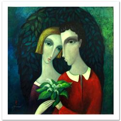 Homage To Chagall by Smirnov (1953-2006)