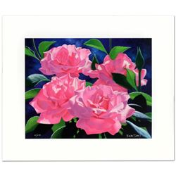 Pink Roses by Davis, Brian