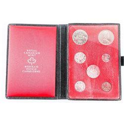 SCARCE - RCM 1972 Prestige Mint Set Leather Case