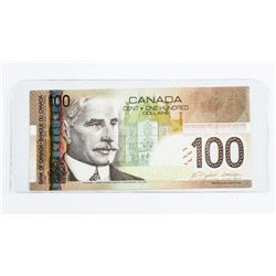 Bank of Canada 2004 100.00 BC-66a-i. UNC X (OXR) M