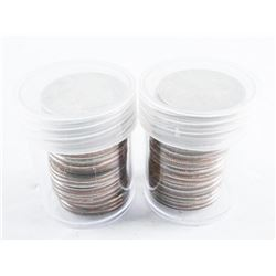 Lot (40) SBA USA Dollars (2 Tubes)