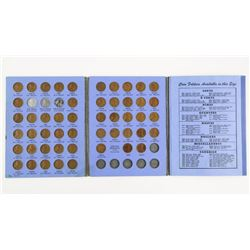 Estate Lincoln Cents Collection