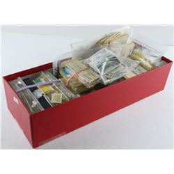 Estate Box Lot - World Stamps