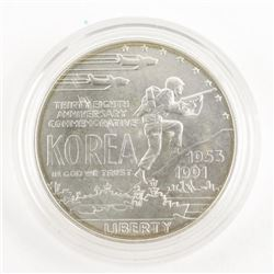 1953-1991 KOREA USA Liberty One Dollar