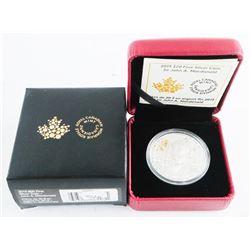 RCM .9999 Fine Silver $20.00 Coin 'Sir John A. Mac