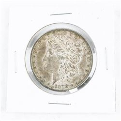 1878(S) USA Silver Morgan Dollar, 7 Foil feathers.