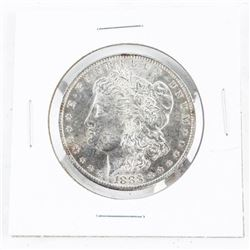 1883(O) USA Silver Morgan Dollar MS64.