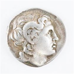 Alexander The Great - Lifetime Silver Issue Tetrad