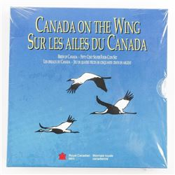 RCM Canada on The Wing 4x925 Sterling Silver 50 Ce