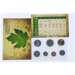 2011 RCM PL UNC Coin Set