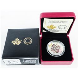 2014 .9999 Fine Silver $10.00 Coin 'First Nations