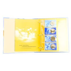 Sydney 2000 - 28 Olympic Con Collection, Binder Fa