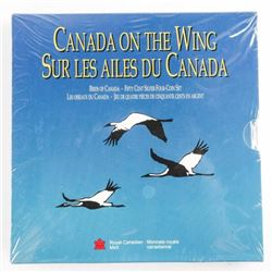 .925 Silver 50 cent 'Canada on the Wing' Set.