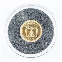 9.9 Fine Pure Gold 5.00 Coin
