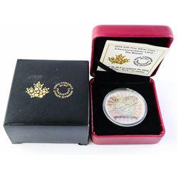 2014 $20.00 .9999 Fine Silver Coin - Interconnecti