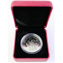 2012 British Virgin Islands $10 Sterling Silver Di