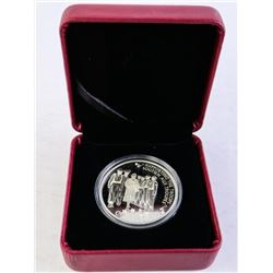 2014 $5 PRINCESS TO MONARCH - PURE SILVER COIN (CE