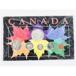 1867-1967 Canada Year Set 'Silver'