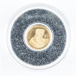 9.9 Fine Pure Gold 5.00 Coin