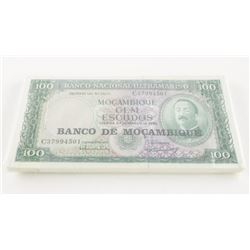 BANCO DE MOCAMBIQUE Brick - 100 x 100.00 in Sequen