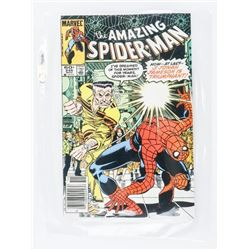 Marvel Spiderman Comic 60 Cents Nov.