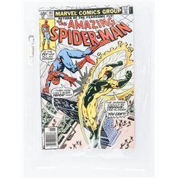 Marvel Spiderman Comic 40 cents June