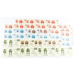 Estate Quebec Early Lotto Tickets Lot