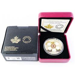 2017 $20.00 .9999 Fine Silver Coin - Canadian Hono