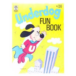 Underdog Fun Book C1972 (OE)
