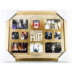 Tragically Hip - Gold Record Collector Frame 2016