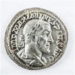 Denar Roman Coins (235-238) Maximinus I Thrax (AU)