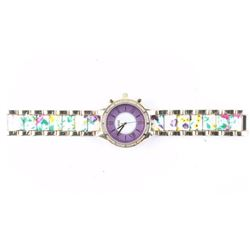 Ladies Fancy Quartz Watch Swarovski Elements Dial