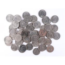 Group of (50) USA Dollar Coins