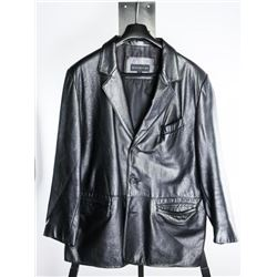 Estate Leather Jacket Size LARGE