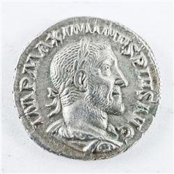 Ancient Coin (235-238) Maximinus I Thrax Silver De