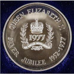 Estate .9999 Fine Silver Jubilee Medal