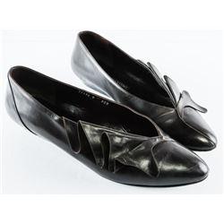 Estate Mario Valentino Ladies Black Shoes Gently W
