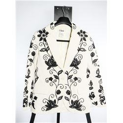 CHLOE - Designer Jacket France, Size T40. (EXR)