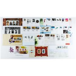 Canada Post - 2008 Official First Day Cover Collec