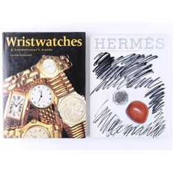 Estate Lot 'Hermes' and Wristwatches Book