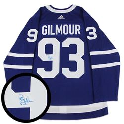 Doug Gilmour TML Jersey Signed w/ COA