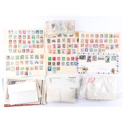 Estate Shoebox Full World Stamps