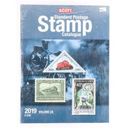 'Scott' Stamp Catalogue 2019 - #2A and 2B *134.99
