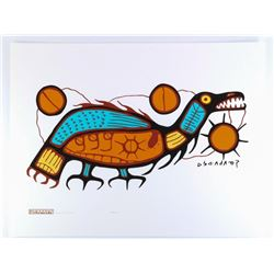 Norval Morrisseau (1931-2007) 'The Primitive Suite