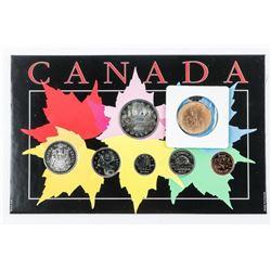 Canada Coin Set.