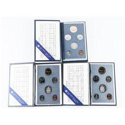 Lot (3) RCM Specimen Sets: 1988, 1990, 1993