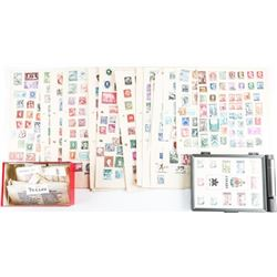 Estate Collection World Stamps