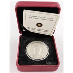 RCM 2011 925 Silver $15.00 Coin 'Ultra High Relief