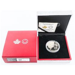 RCM 2017 .9999 Fine Silver $15.00 Coin 'Year of